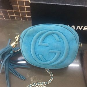 Comes with dustbag! Gucci disco soho bag Crossbody